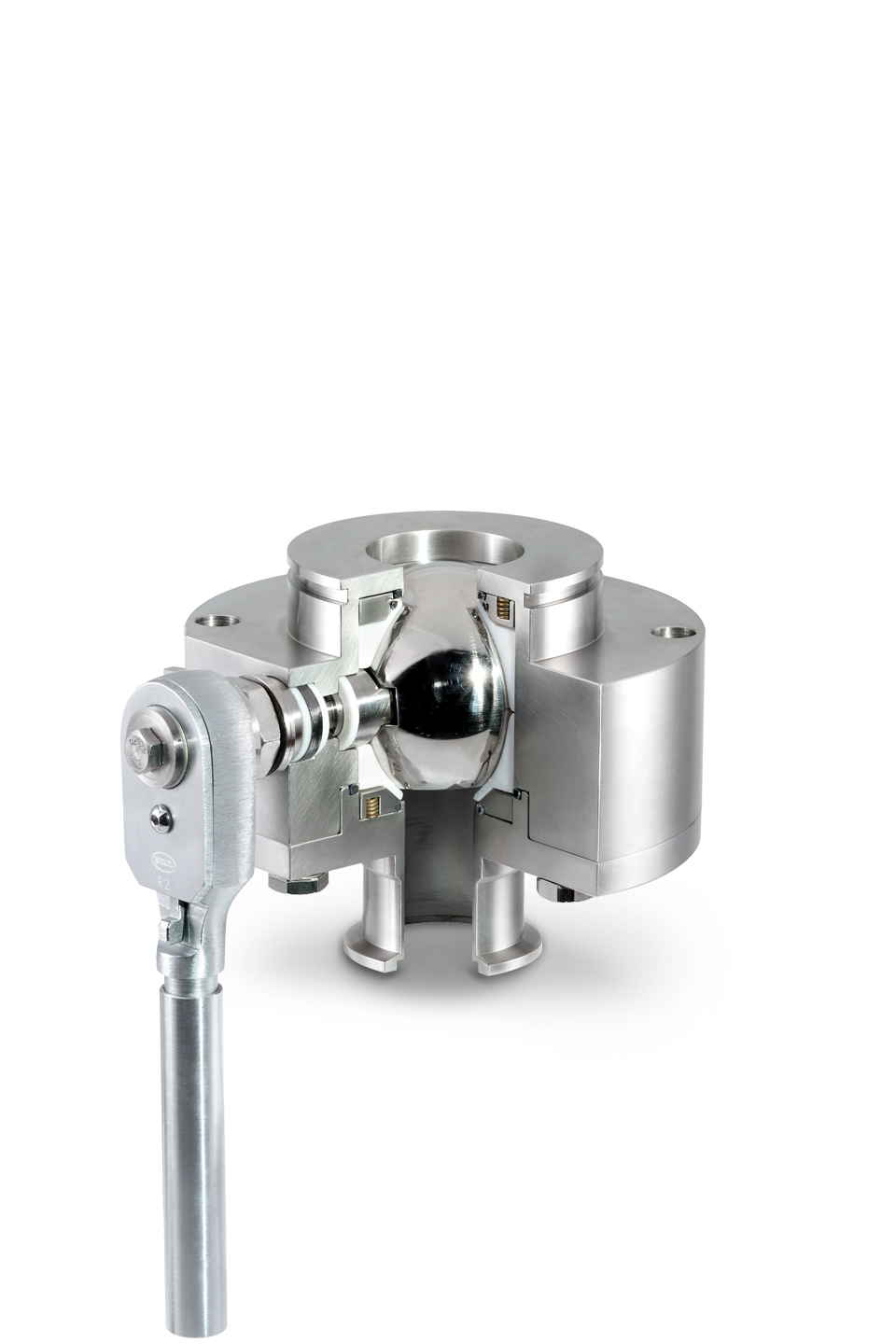 Sample Ball Valve